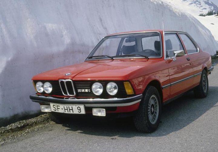 BMW 3 Series E21 323i