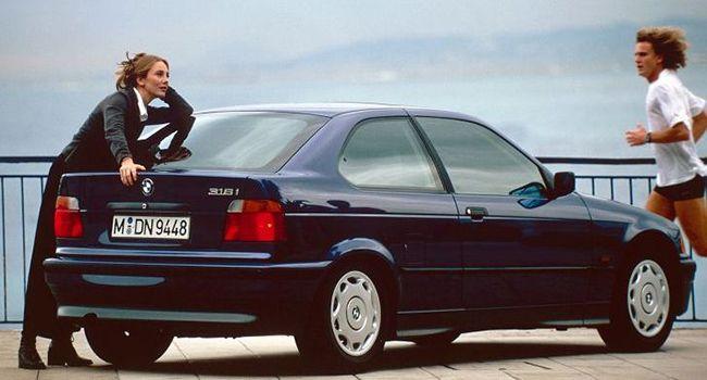 BMW 3 Series E36 316i Compact