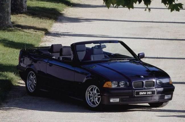 BMW 3 Series E36 318i Cabriolet