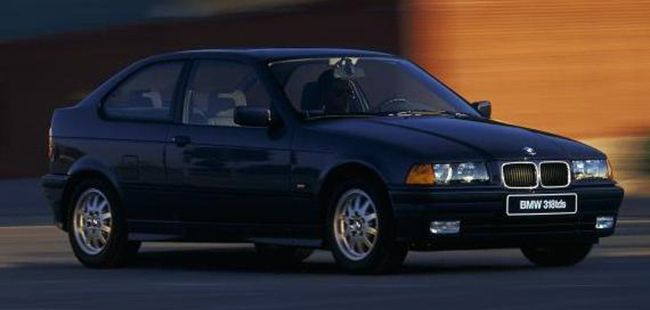BMW 3 Series E36 318tds Compact