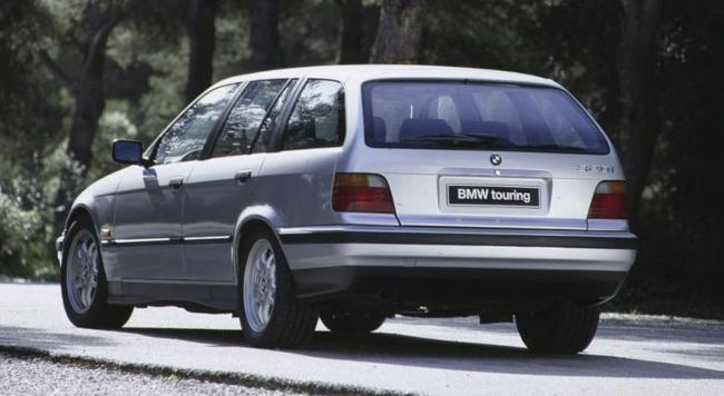 BMW 3 Series E36 320i Touring