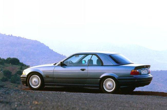 BMW 3 Series E36 325i Cabriolet