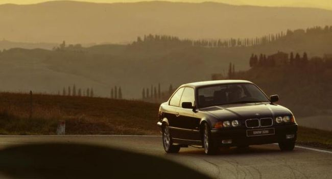 BMW 3 Series E36 328i Coupe