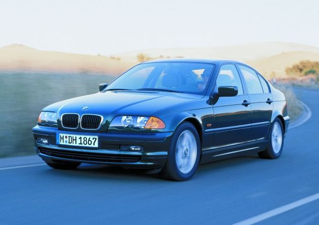 BMW 3 Series E46 316i Sedan