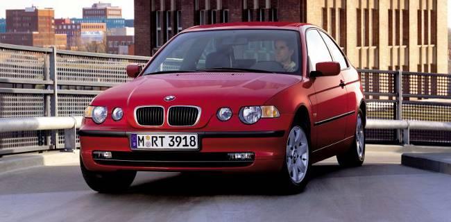BMW 3 Series E46 316ti Compact