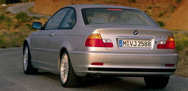 BMW 3 Series E46 318Ci Coupe