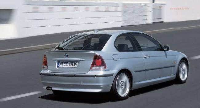 BMW 3 Series E46 318ti Compact