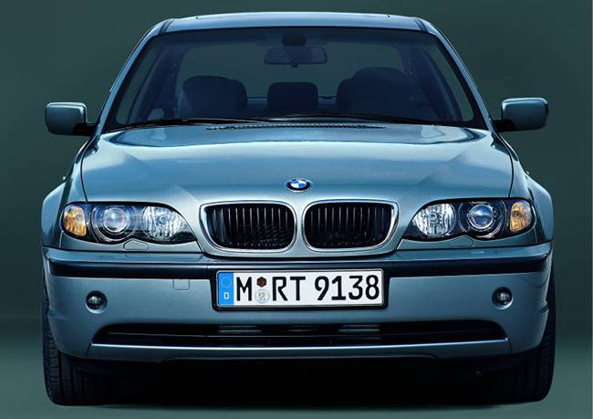 BMW 3 Series E46 320d Sedan