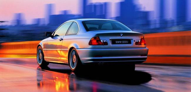 BMW 3 Series E46 323Ci Coupe