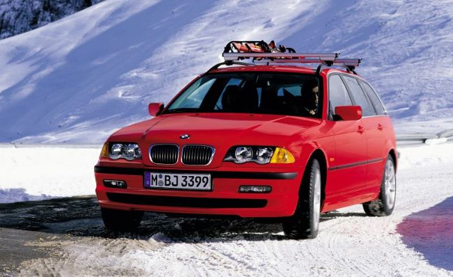 BMW 3 Series E46 325xi Touring