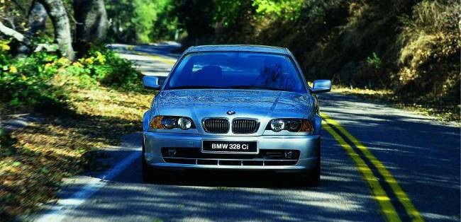 BMW 3 Series E46 328Ci Coupe