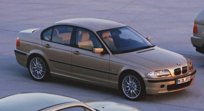 BMW 3 Series E46 330i Sedan