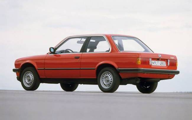 BMW E30 3 Series - 316 Coupe
