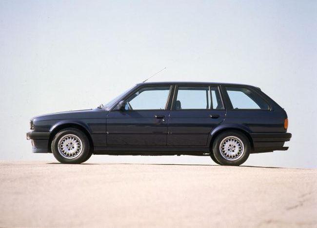 BMW E30 3 Series - 316i 1991 года