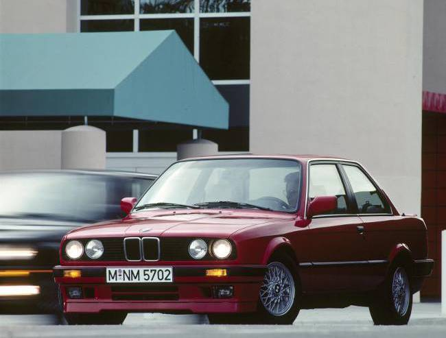 BMW E30 3 Series - 325i Coupe