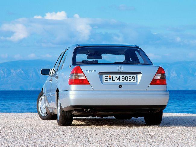Mercedes-Benz C 280 W202 - выпускаемые с 1993 по 1997 год