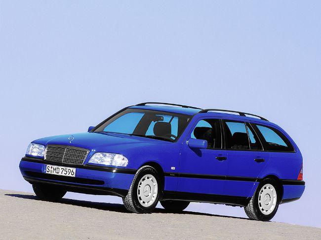 Mercedes-Benz C-Klasse S202 - 1996-97 год