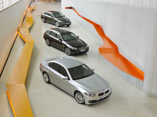 Модельный ряд BMW Fx - шестого поколения 5 серии