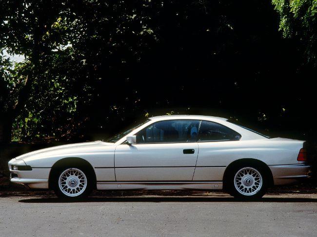 Первое поколение 8 серии - BMW Е31 8 Series
