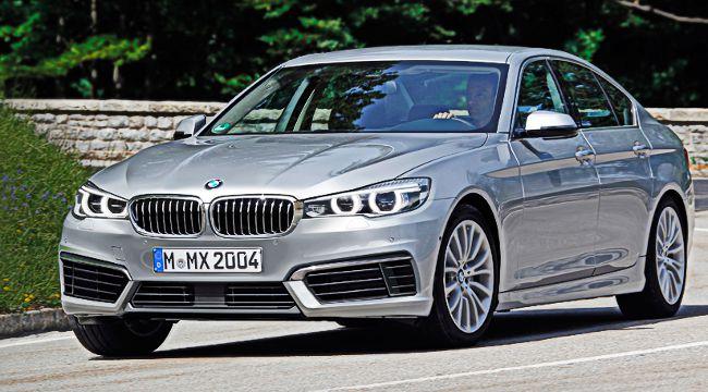 Предварительный дизайн BMW G30 5 Series