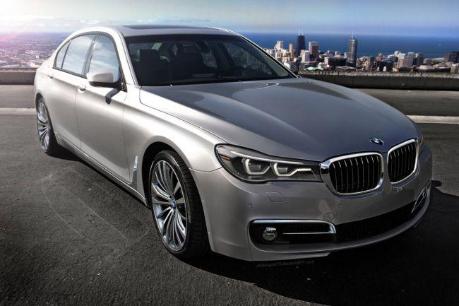 Презентация BMW G11 ожидается в 2015 году