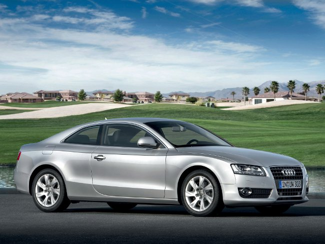 Audi A5 Coupe - 2007-2011