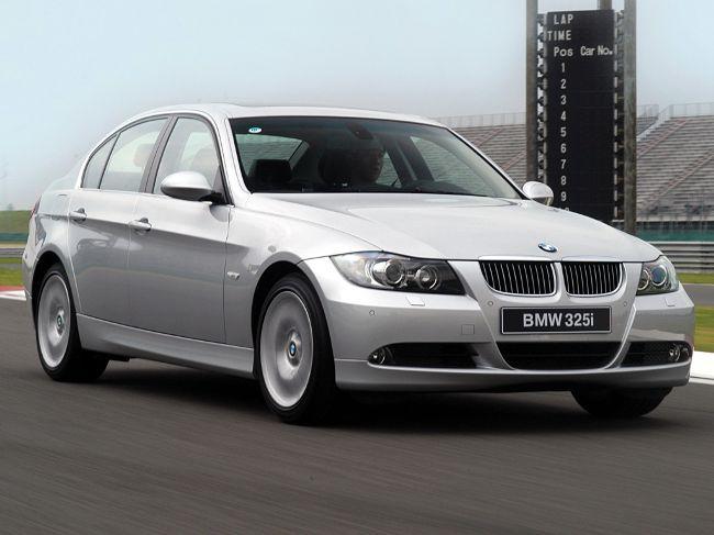 BMW 3 Series E90 Sedan - 3