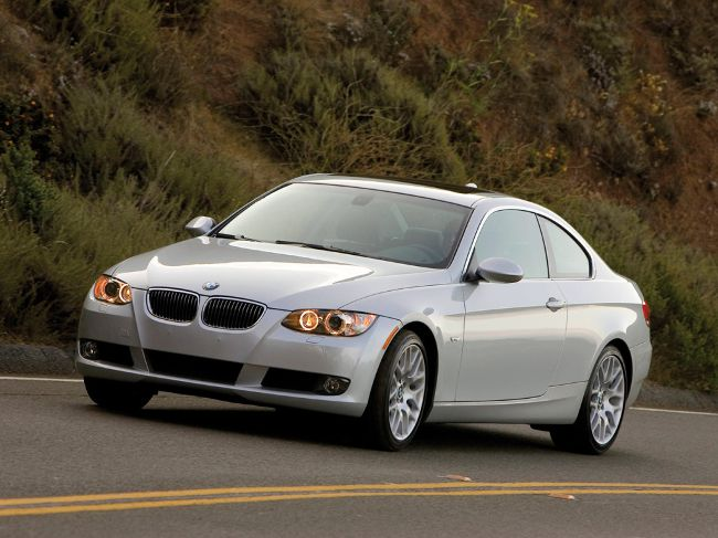 BMW 3 Series E92 Coupe - 2