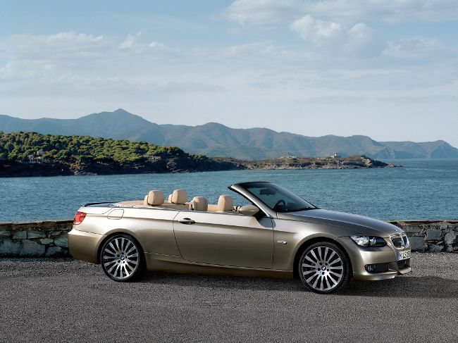 BMW 3 Series E93 Cabriolet - 1
