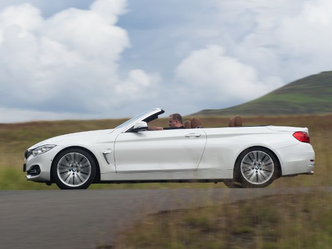 BMW Cabrio Luxury Line F33 - 2014