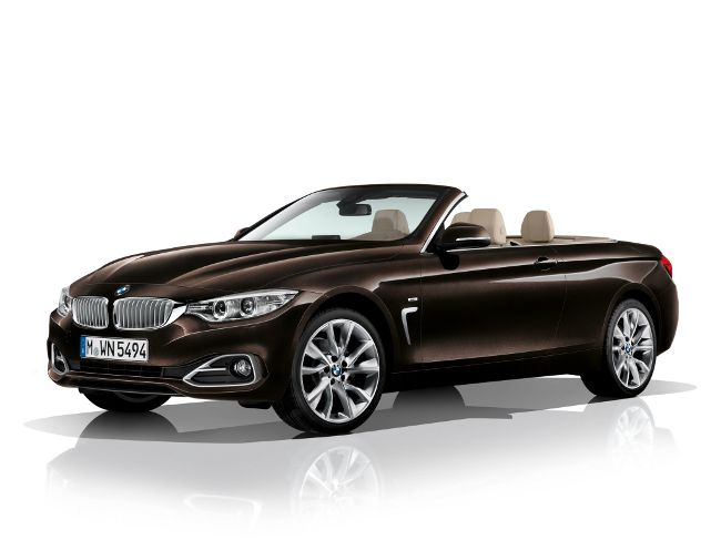 BMW Cabriolet Modern Line F33 - 2013