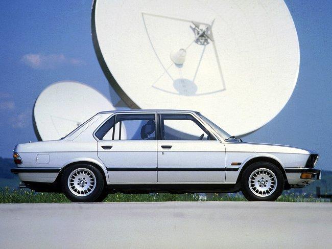 BMW E28 - 2-я генерация 5 серии