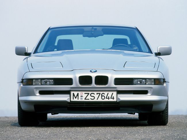 BMW E31 8 Series - первое поколение