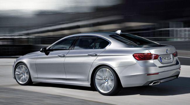 BMW G30 - 7-е поколение 5 серии 2016 года