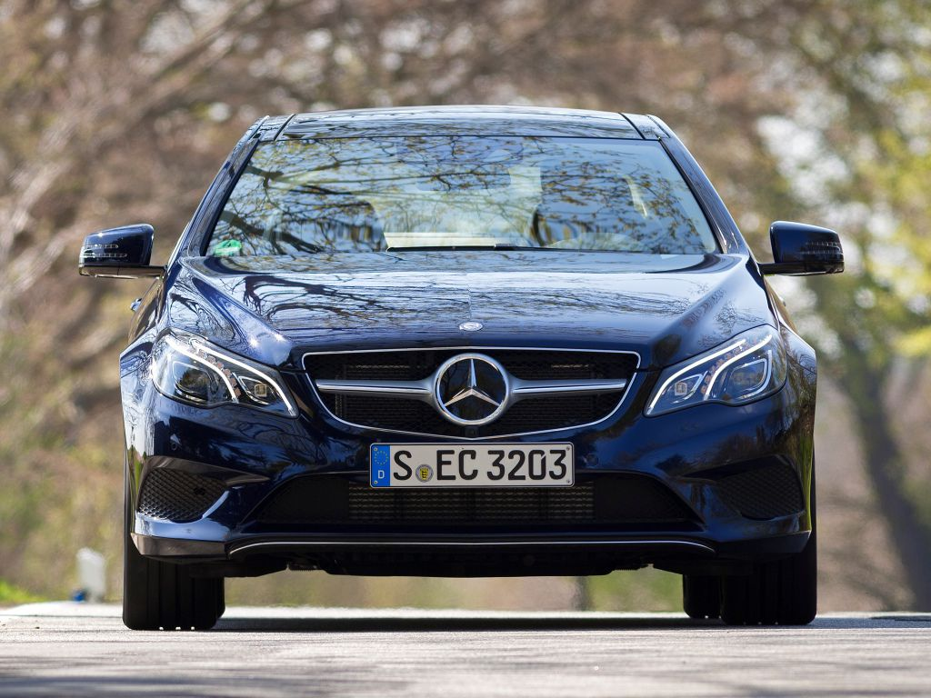 Mercedes-Benz Coupe C207 - 2013