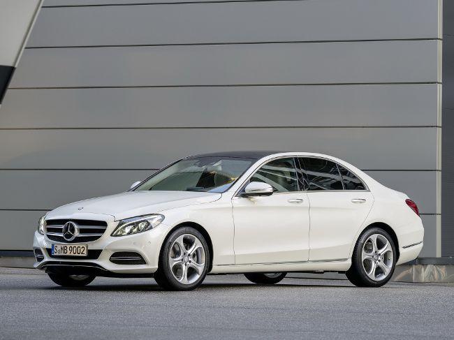 Mercedes-Benz W205 Sedan - 2014