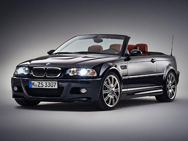 Кабрио BMW M3 E46