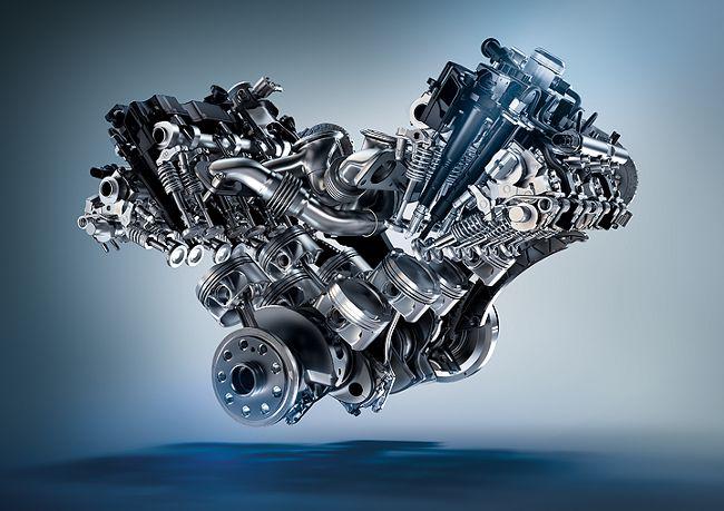 Новая технология в двигателе S63 TU для нового BMW X M
