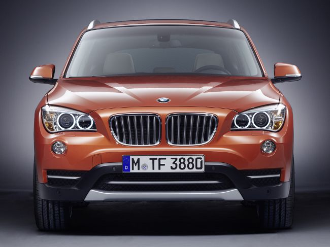 Обновленная версия BMW X1 E84 LCI 2012
