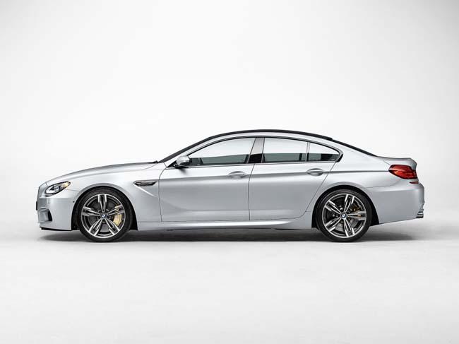 Первое поколение гран купе BMW M6 в кузове Fx