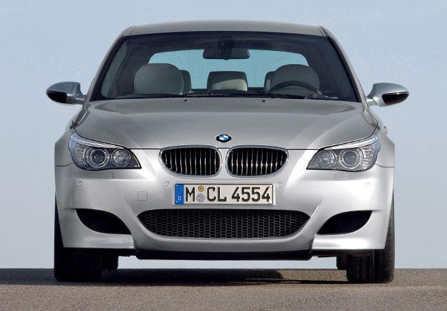 Фото универсала BMW M5 E61 S