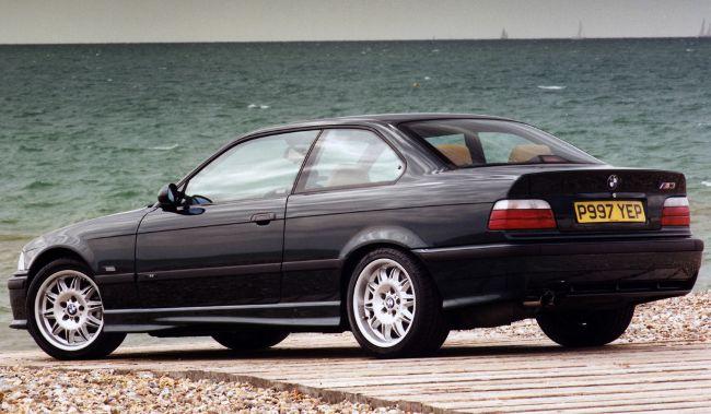 Фото BMW M3 E36 Coupe