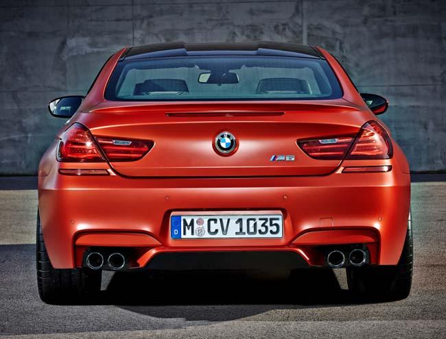 Фото BMW M6 Coupe F13 - рестайлинг 2015