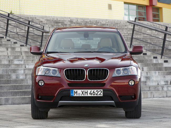 2-е поколение X3 - BMW F25