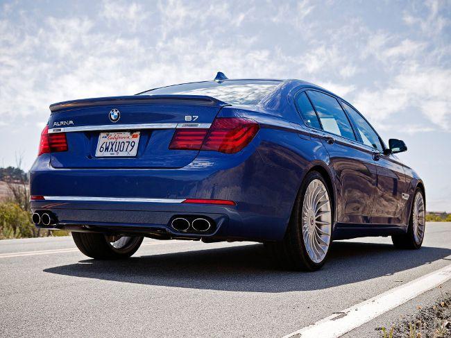 Фото BMW Alpina B7 Bi-turbo