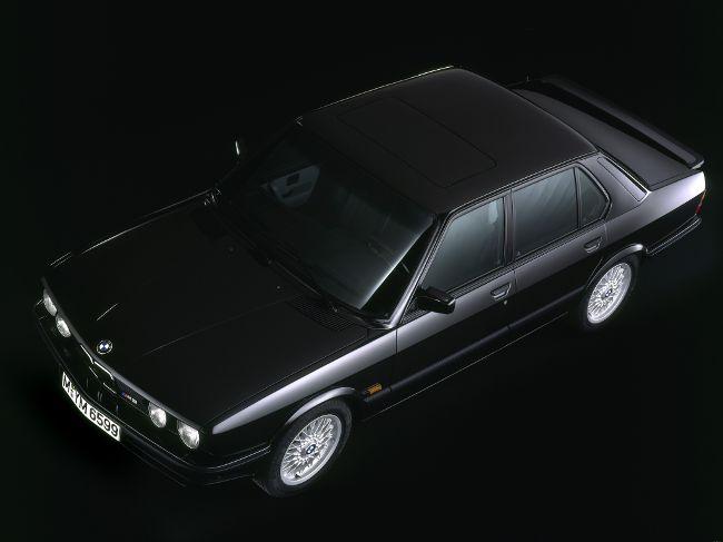 BMW E28 - второе поколение M5