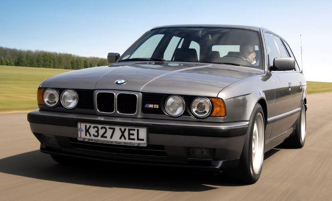BMW E34 5S - первый универсал М5