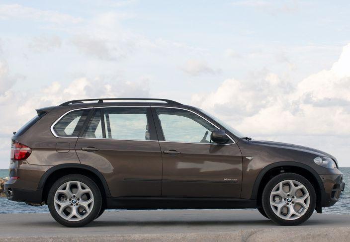 BMW E70 X5 после обновления
