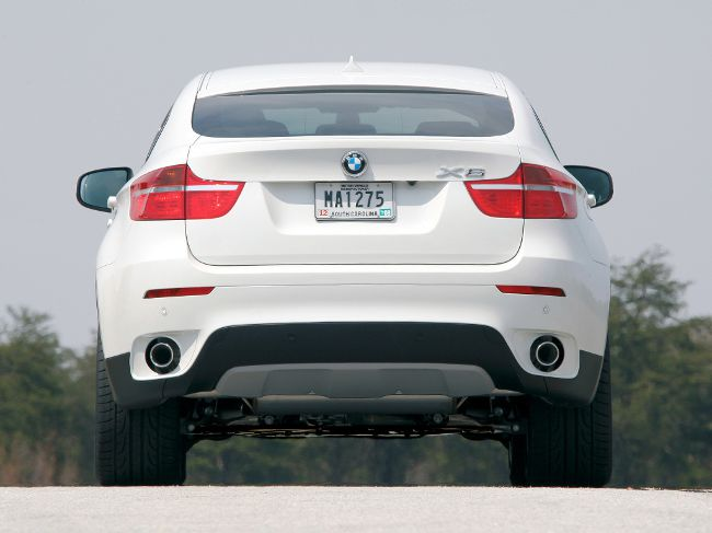 BMW E71 - 1-е поколение X6