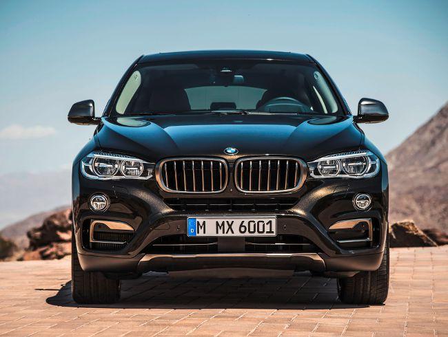 BMW F16 - второе поколение X6